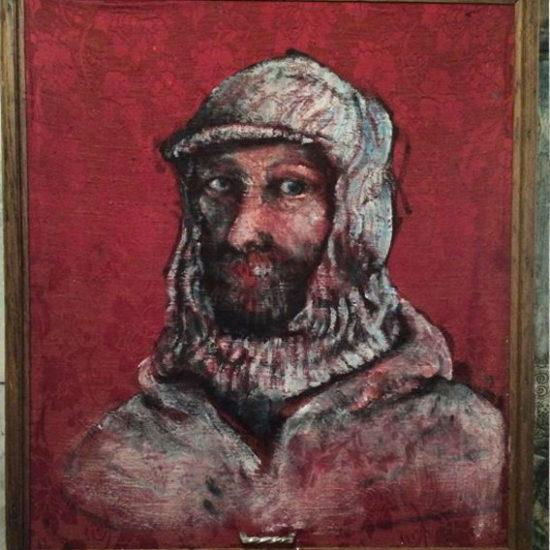 Peintre chevalier Colin Castell de Caylus du marquisat de la Véga de Valence